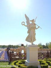 シュヴェリーン城の庭園