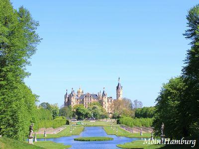 シュヴェリーン城と庭園