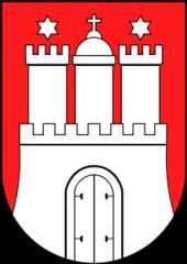 ハンブルクの紋章