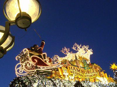 ハンブルクのクリスマス