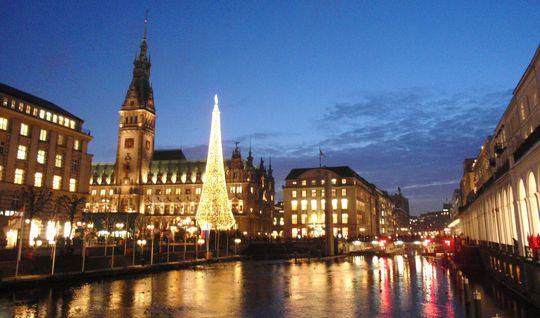 Moin! Hamburg ~ハンブルクと北...