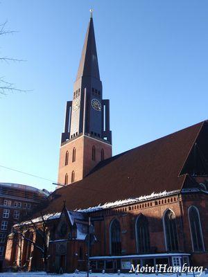 ハンブルク 聖ヤコビ教会