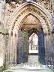 聖ニコライ教会入口