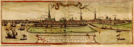 1527年のハンブルク