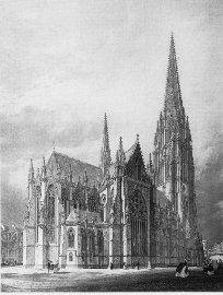 建造当時の聖ニコライ教会